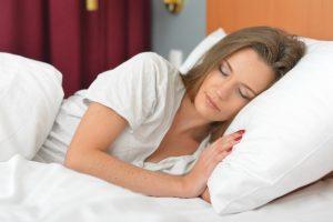 質のよい睡眠は大切